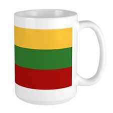 """Lithuania Flag"" Mug"