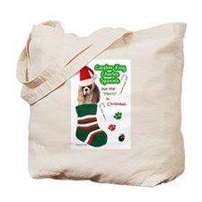 Unique Dog humor Tote Bag