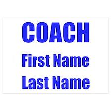 Coach Invitations