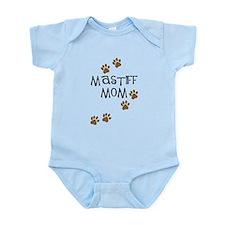 Mastiff Mom Infant Bodysuit
