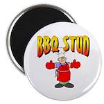 BBQ Stud Magnet