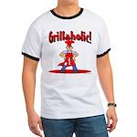 Grillaholic Ringer T