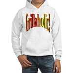 Grillaholic Hooded Sweatshirt