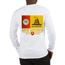 New Mexico Gadsden Flag Long Sleeve T-Shirt