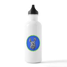 Rhinocircles Sports Water Bottle