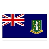 The British Virgin Islands Postcards (Package of 8