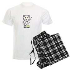 Cat Lady And Proud Pajamas