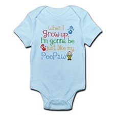 PeePaw Infant Bodysuit