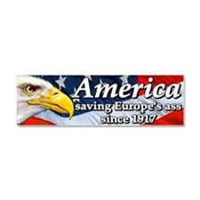 Car Magnet 10 x 3