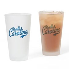 Carolina Drinking Glass