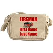 Fireman Messenger Bag