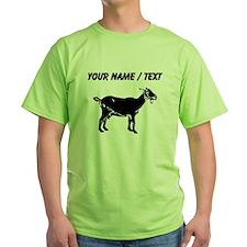 Custom Goat Silhouette T-Shirt