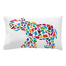 Unique Elephant Pillow Case
