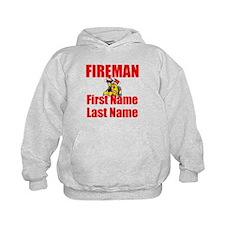 Fireman Hoodie