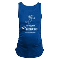 Cute Cherub Maternity Tank Top