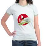Japanese Yokohamas Jr. Ringer T-Shirt