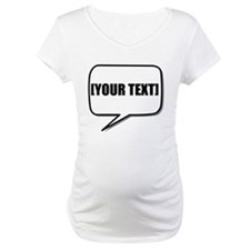 Word Bubble Personalize It! Shirt