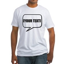 Word Bubble Personalize It! T-Shirt