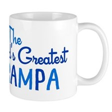 The World's Greatest Grampa Mug