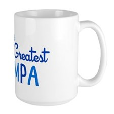 The World's Greatest Grampa Mug