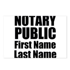 Notary Public Postcards (Package of 8)