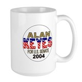 Alan Keyes For U.S. Senate Mug