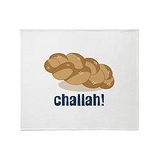 Challah! Throw Blanket