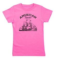 American Republic Ship Girl's Tee