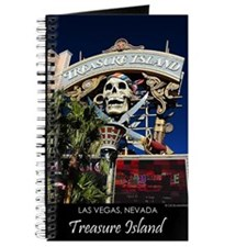 Treasure Island Sign Journal