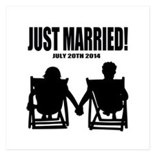 Just Married | Personalized wedding Invitations