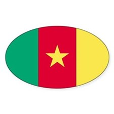 Cute Cameroon Decal