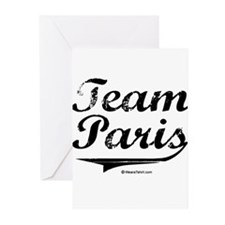 Team Paris Greeting Cards (Pk of 10)