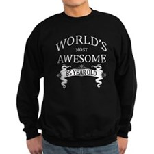 World's Most Awesome 85 Year Old Jumper Sweater