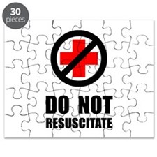 Do Not Resuscitate Puzzle