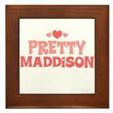 Maddison Framed Tile