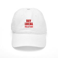 Buy Local Baseball Baseball Cap