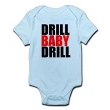 Drill Baby Drill Body Suit