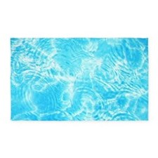 Clear Water 3'x5' Area Rug