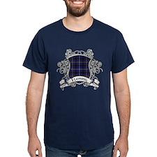 Fleming Tartan Shield T-Shirt