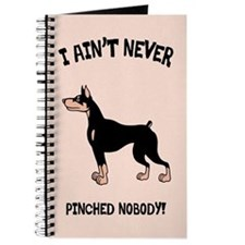 Ain't Pinched Nobody! Journal