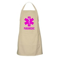 Hot Pink Paramedic Apron