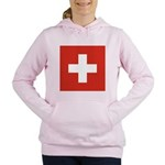 Swizterland.jpg Women's Hooded Sweatshirt