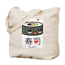 Kawaii Sushi Tote Bag