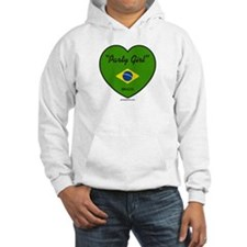 Party Girl Brazil Hoodie