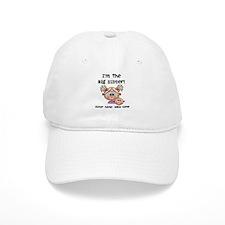 Big Sister 1 (blonde) - Customize! Baseball Cap