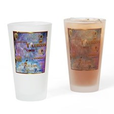 Zodiac Cosmos Drinking Glass
