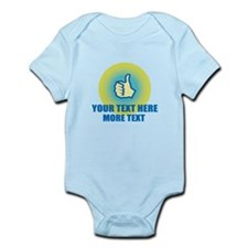 Thumbs Up | Personalized Body Suit