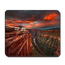 Grand Canyon Sunset Mousepad