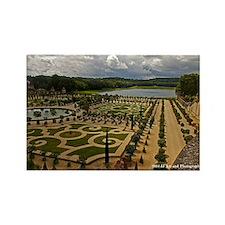Versailles Garden Rectangle Magnet Magnets