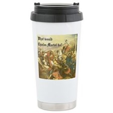 Cute Charles Travel Mug